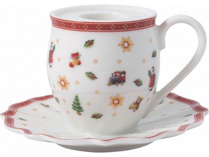 Toy's Delight Decoration - Svietnik na čajovú sviečku, hrnček - Villeroy & Boch