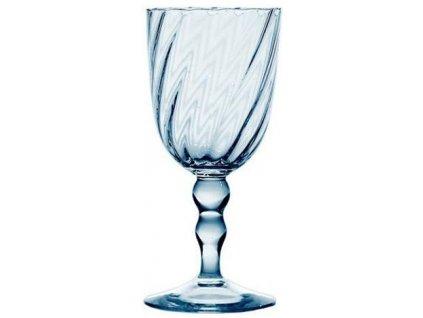 Zafferano - pohár na víno Torson - modrý
