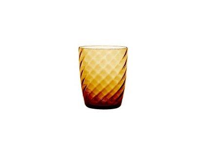 Zafferano - pohár Torson - jantárový