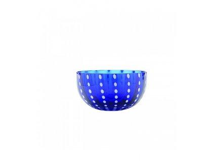 Zafferano - miska veľká - modrá