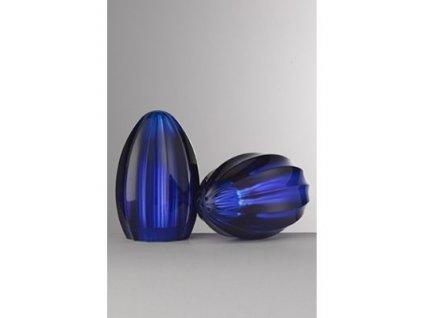 Mario Luca Giusti - Set koreničky a soľničky - Bonnie & Clyde - modrý - Posledný kus