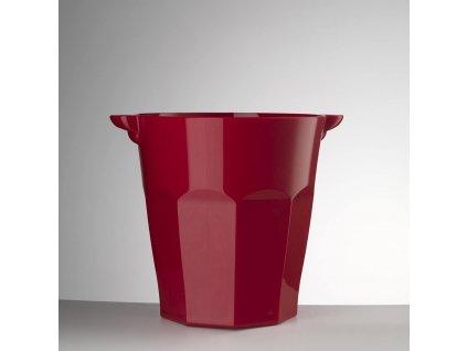 Mario Luca Giusti - chladič na víno - červený - posledný kus