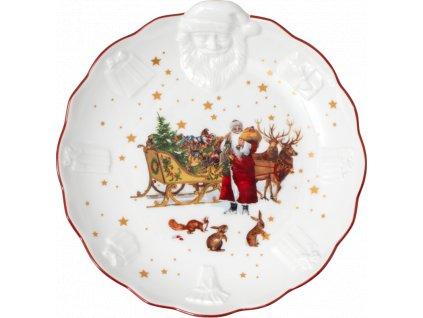 Toy's Fantasy - veľká misa Santa- Villeroy & Boch