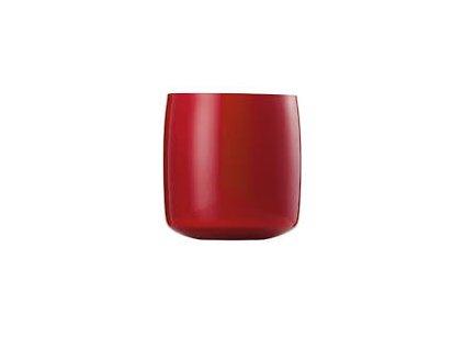 Zwiesel - červená váza, Saiku - posledný kus