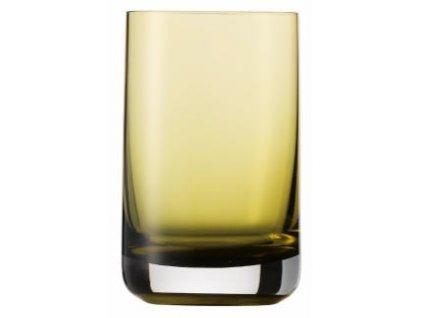 Zwiesel - olivový pohár - Scita - posledný kus