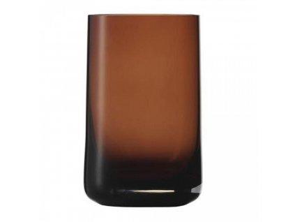 Zwiesel - hnedý pohár, set 2 ks, Scita