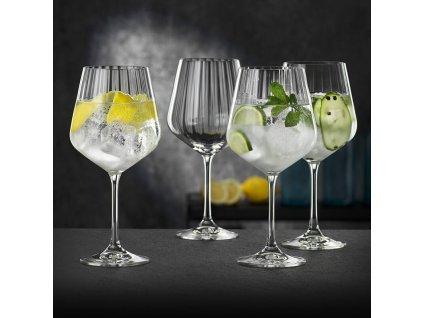 Nachtmann: poháre Gin&Tonic, set 4ks