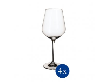 La Divina - pohár na Bordeaux 252 mm, set 4 ks - Villeroy & Boch