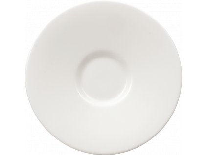 Caffe Club - podšálka biela na espresso 12 cm, Villeroy & Boch