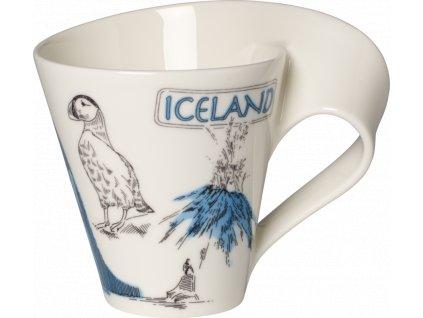 NewWave Caffé - Around the world: Iceland - hrnček 0,3l