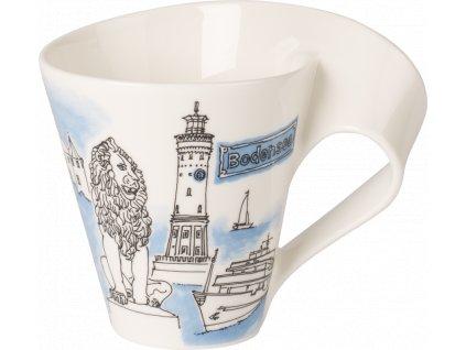 NewWave Caffé - Around the world: Bodensee - hrnček 0,3l