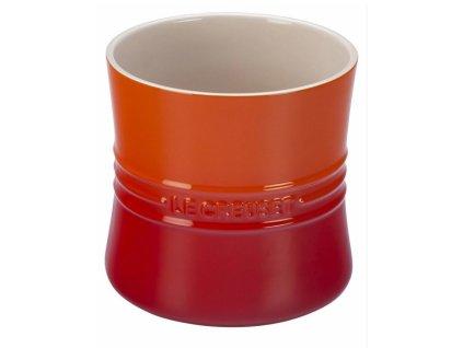 Le Creuset - stojan na varechy - oranžový