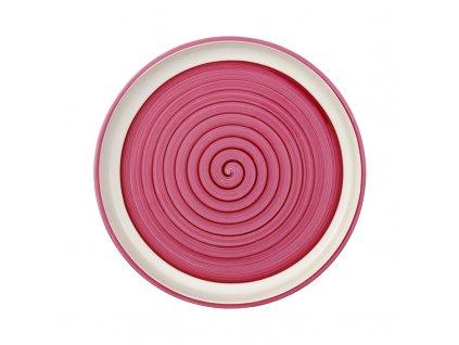 Clever Cooking Pink - Servírovací tanier/veko na zapekaciu misu  30 cm
