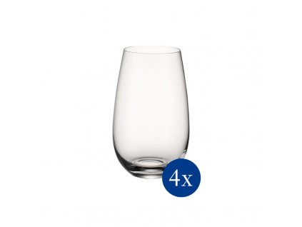 Villeroy & Boch - pohár na vodu set 4ks - Tumbler 3 - Entree