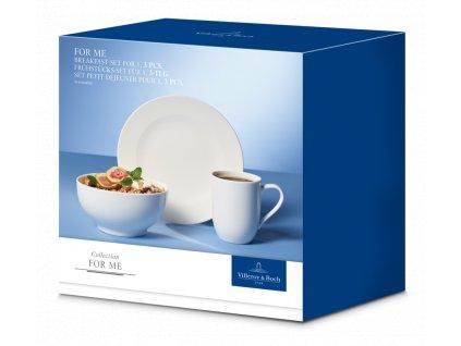 Villeroy & Boch - Raňajkový set pre jedného - For me