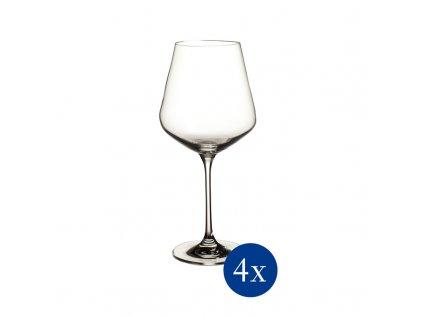 La Divina - pohár na červené víno 235 mm, set 4 ks - Villeroy & Boch