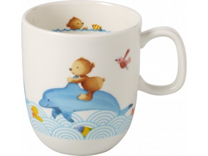 Villeroy & Boch - hrnček - Happy as a Bear