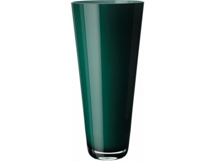 Villeroy & Boch - váza Verso (25 cm) smaragdovo zelená