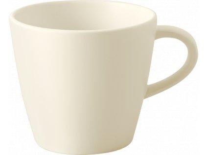 Villeroy & Boch - kávová šálka - Manufacture Rock blanc