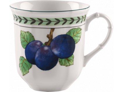 French Garden Modern Fruits - hrnček 0,48l, slivka - Villeroy & Boch