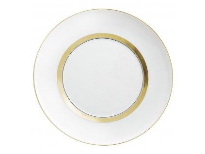 Vista Alegre - dezertný tanier 22,9 cm - Domo Gold