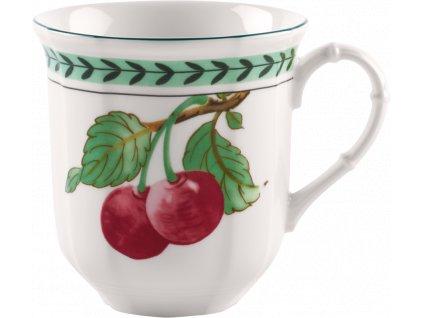French Garden Modern Fruits - hrnček 0,48l, čerešne - Villeroy & Boch