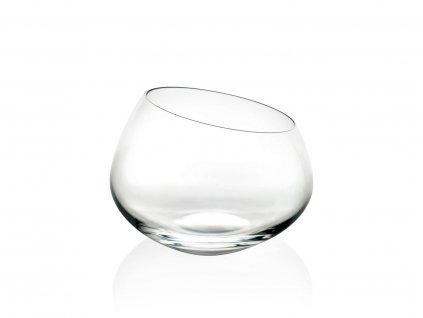 IVV - Poháre na koňak, 0,2 l - číre sklo, set 2 ks
