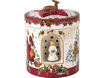 Christmas Toys - darčeková krabica, 17 cm, Anjel - Villeroy & Boch