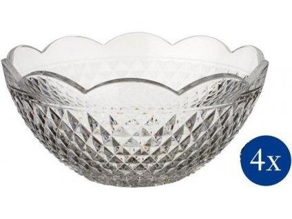Villeroy Boch Boston Flare Bowl Set 4tlg. 1173198560