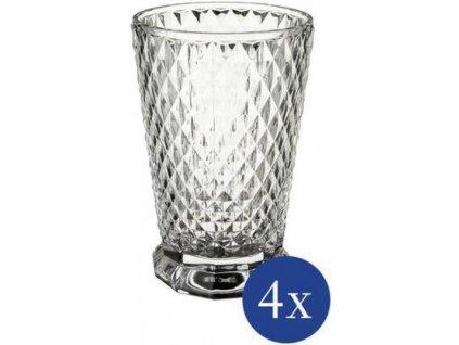 Villeroy Boch Boston Flare Becher Wasserglas Set 4tlg. 1173198070