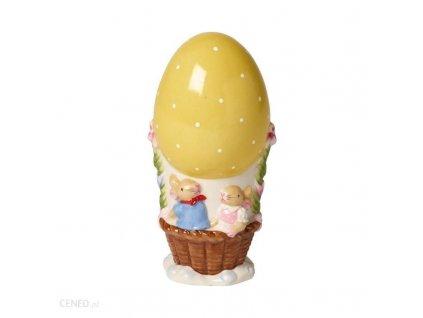 Villeroy & Boch - vajíčko vzdušný balón  - Bunny Tales - posledný kus