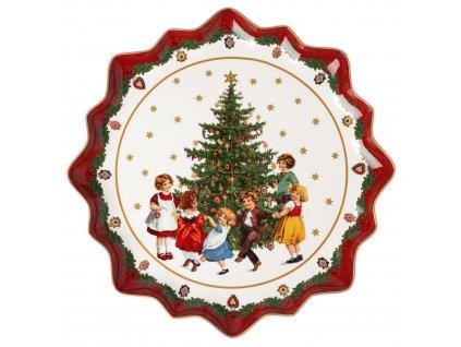 23576 1 hlboky servirovaci tanier 39 cm toy s fantasy