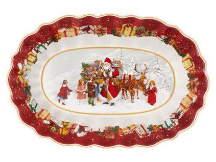 23578 1 velka ovalna misa 29 x 19 x 5 5 cm toy s fantasy