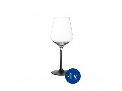 Villeroy & Boch - poháre na biele víno Set 4 ks - Manufacture Rock