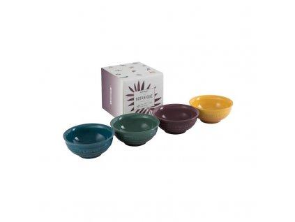 79244101139030 Le Creuset Botanique Stoneware 4 Piece Mini Bowls Set With Gift Box 800x