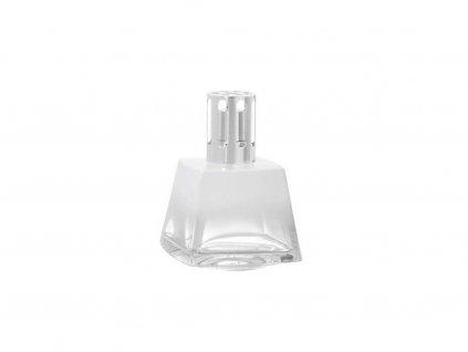Berger - Katalytická aroma lampa POLYGONE, biela