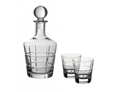 Villeroy & Boch - whisky set 3 ks - Ardmore Club
