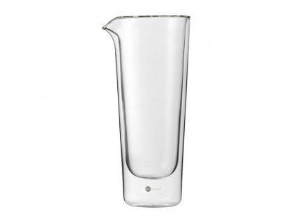 jenaer glas wasserkrug food drinks hot n cool glas 750 ml 116247