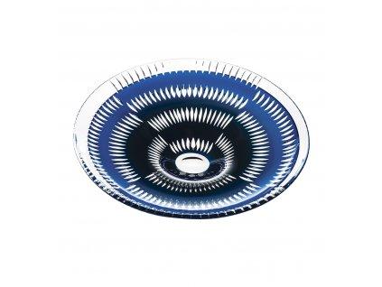 0032425 us catherine wheel estojo com centro de mesa double azul
