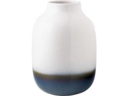 23755 1 vaza nek bleu 15 5 x 22 cm lave home