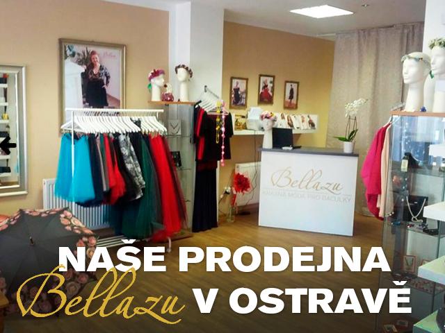 Vítejte v naší prodejně v Ostravě