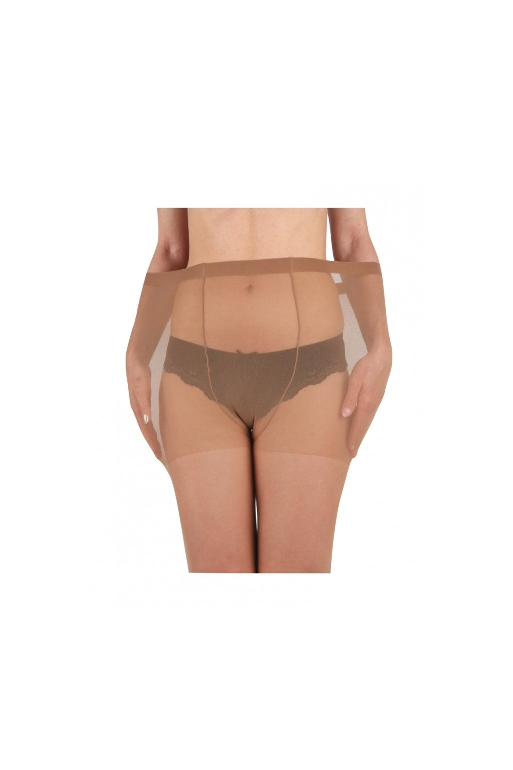 Dámské punčochové kalhoty Maxana tělové 4