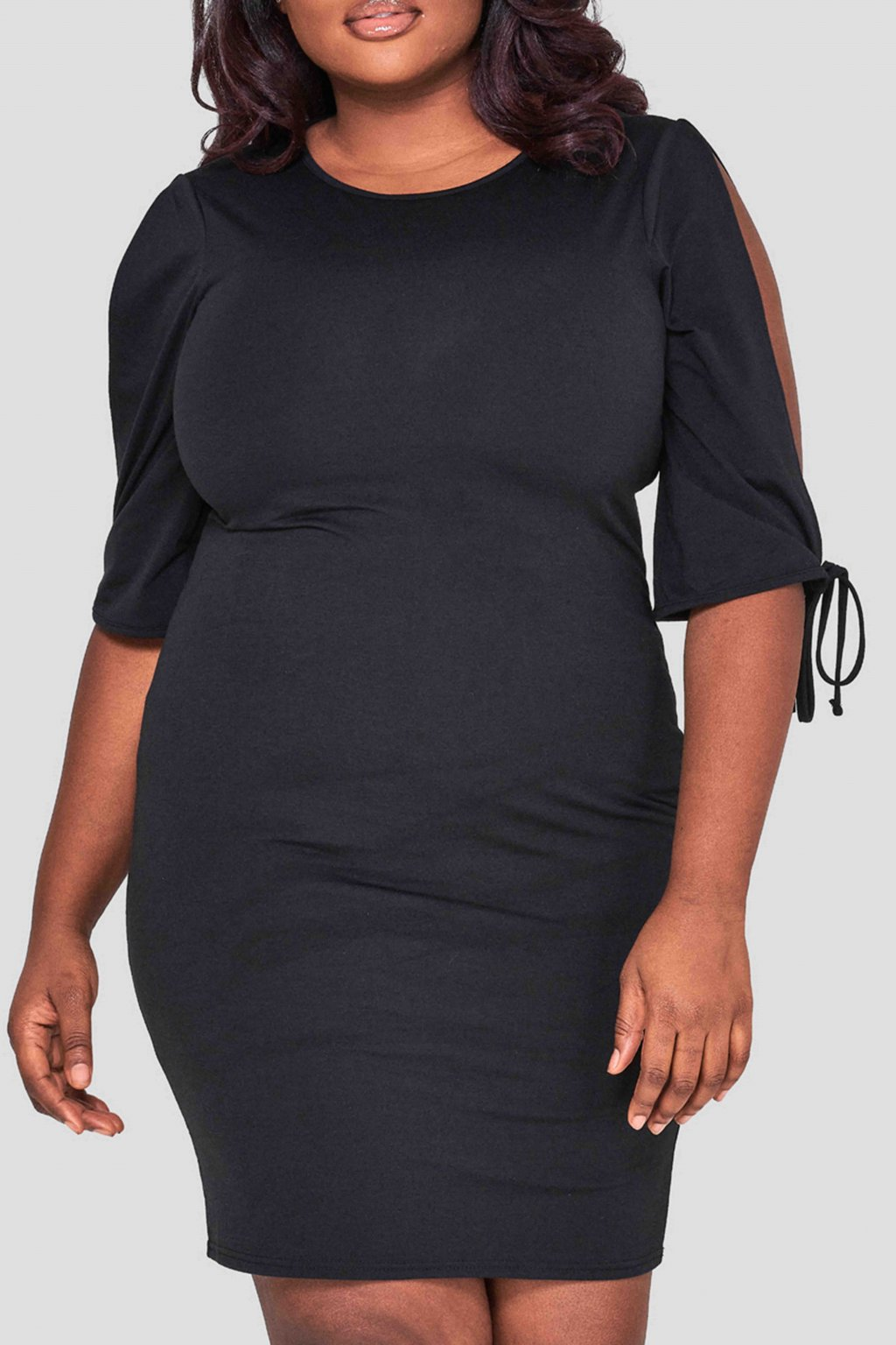 Dámské šaty Burford černé 4