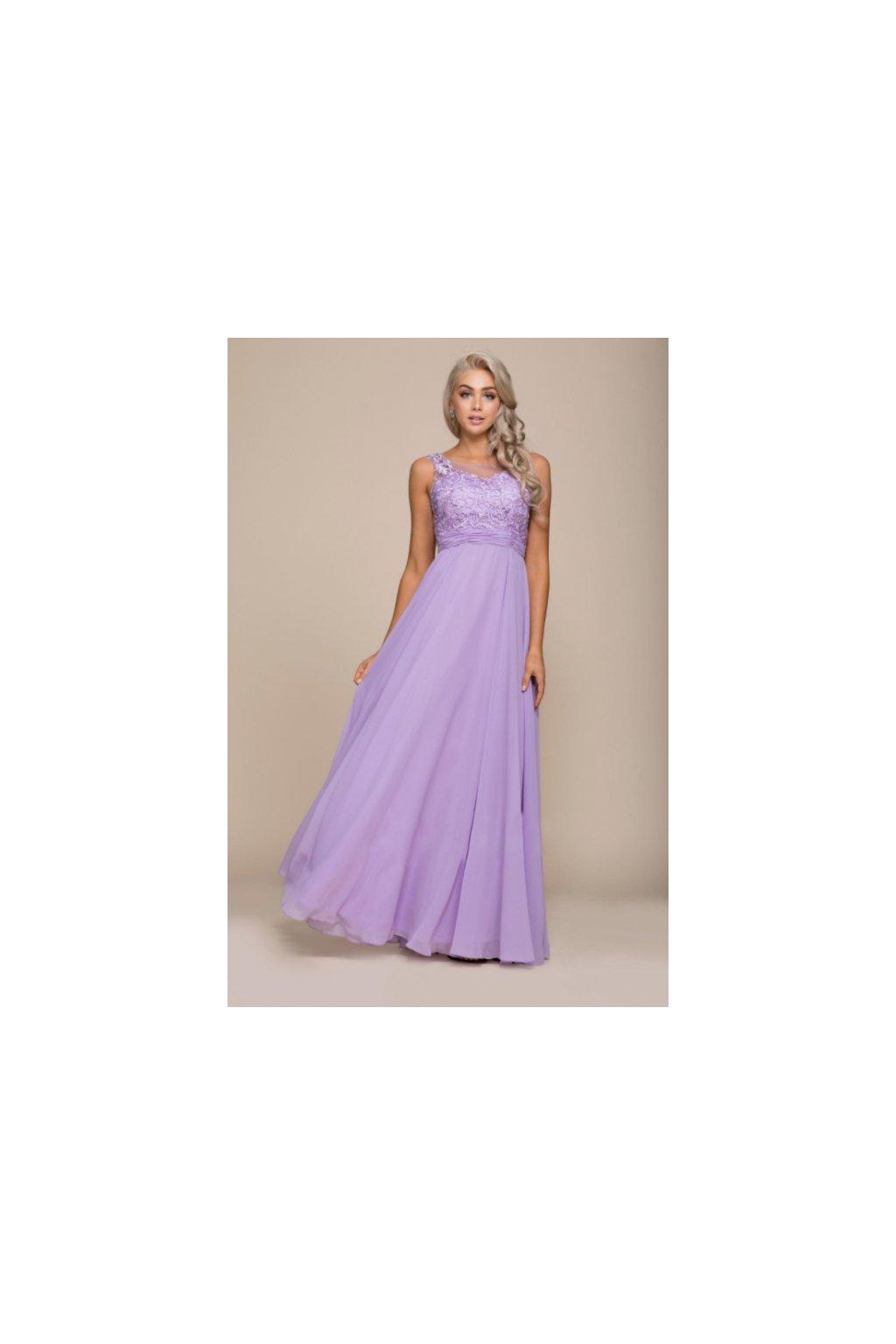 Krásné šaty pro družičky Lila 1