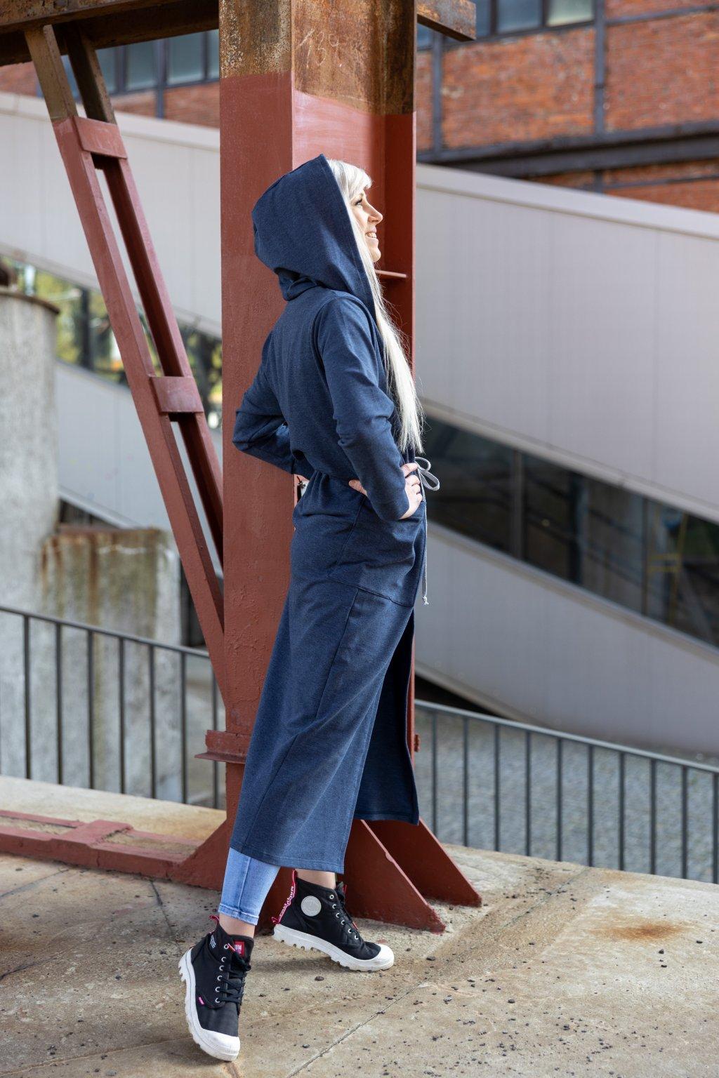 Dámský maxi kardigan Valen jeans 5