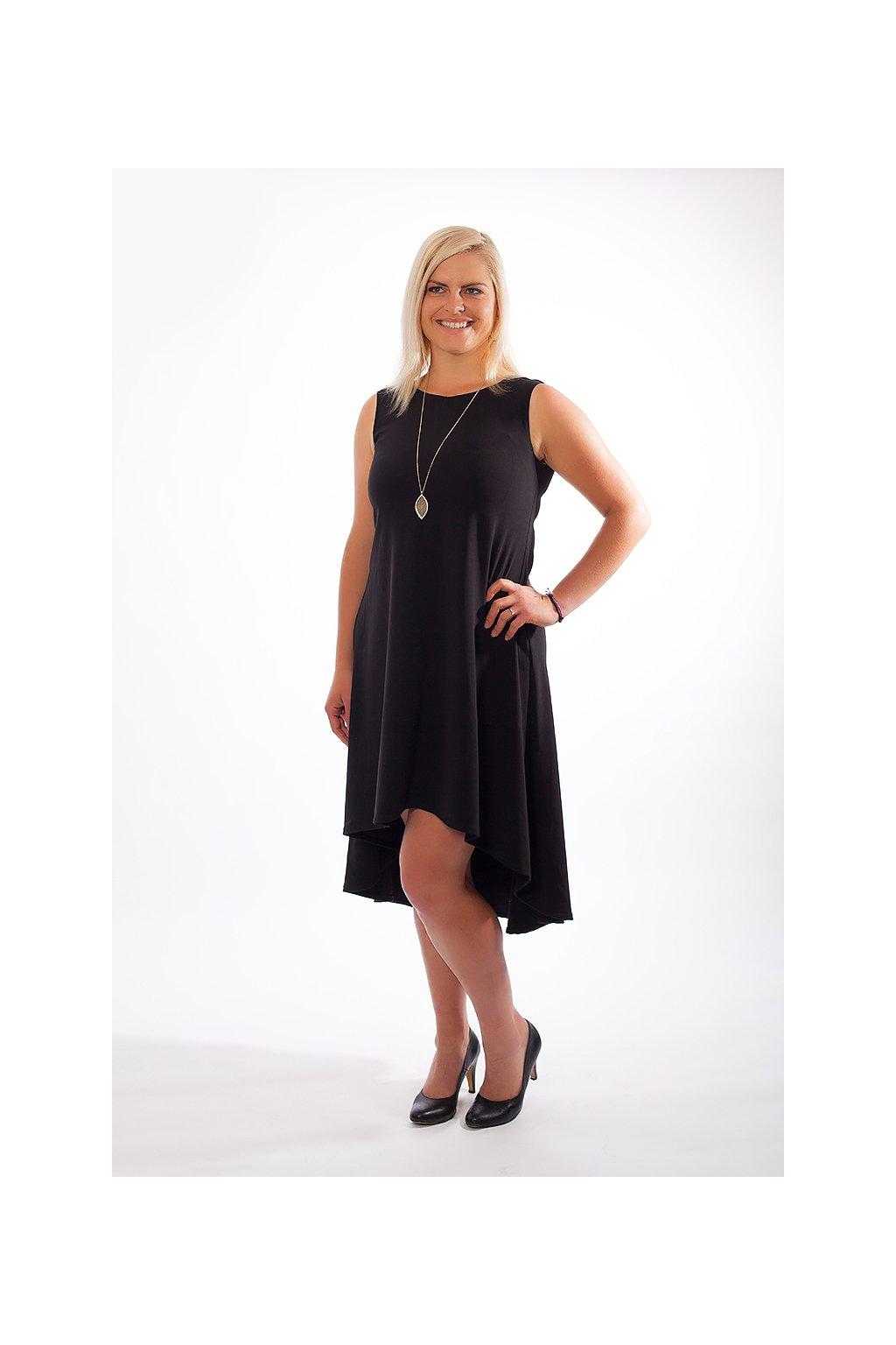 551e6cbd5792 Společenské šaty pro plnoštíhlé