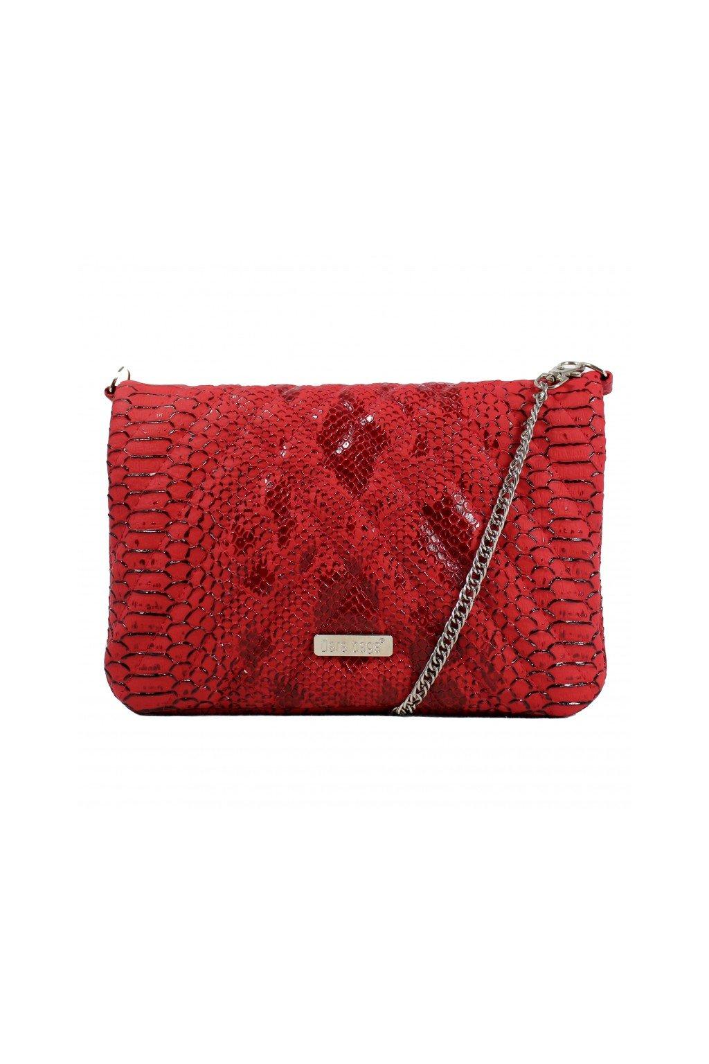 Malá kabelka Cocktail Chic Dara bags červená 1