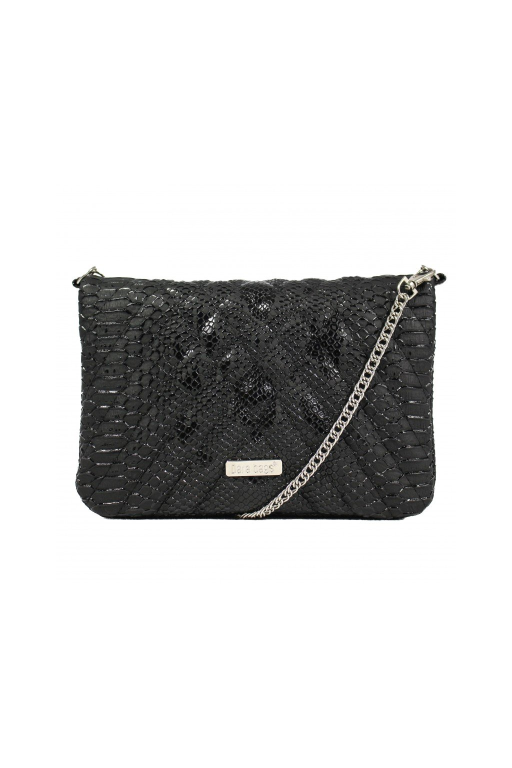 Třpytivá malá kabelka Cocktail Chick Dara bags černá 1
