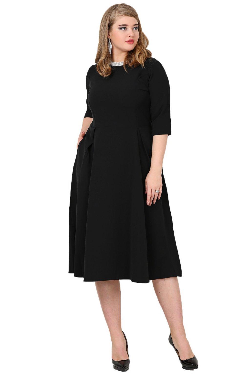 Dámské šaty Paola černá