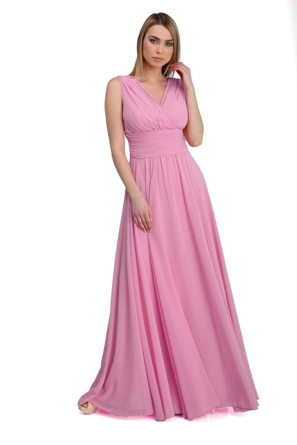 Dlouhé společenské šaty Camile 2